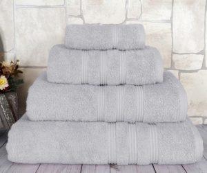 Classy Coresoft Grey Fürdőszobai törölköző 70x130 cm - Vivre