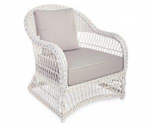 Kosmos Antique White Kültéri fotel - Vivre