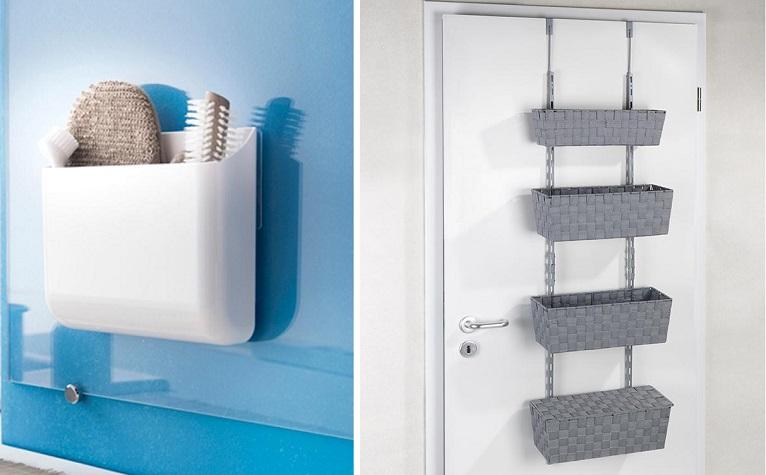 5 praktikus és kreatív ötlet a kis lakások fürdőszobáinak berendezésére