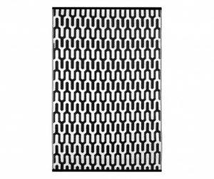 Jubilee Black&White Kültéri szőnyeg 120x180 cm