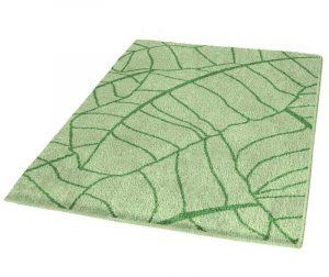 Kingston Linden Green Fürdőszobai szőnyeg 60x100 cm
