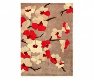 Blossom Red Szőnyeg 160x230 cm