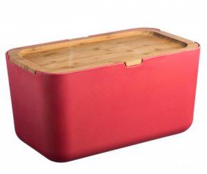 Nubu Red Kenyértartó doboz