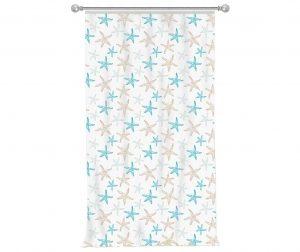 Sea Stars Sötétítő 140x270 cm