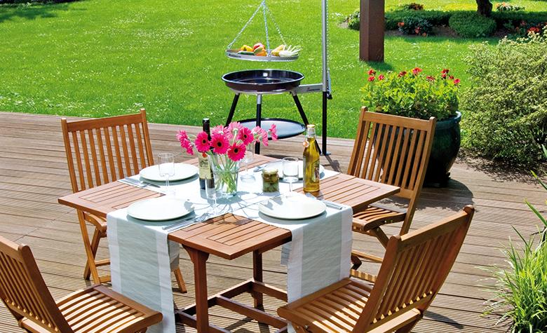 A tökéletes kerti grill kiválasztása