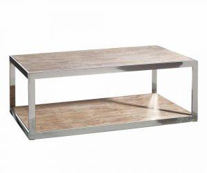 Natural Wood Dohányzóasztal
