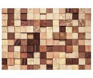 Lumbercheck Fotótapéta 254x368 cm