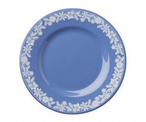 Jaquard Blue 6 db Desszertes tányér
