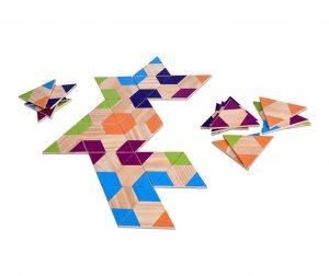 Triangle Domino játék
