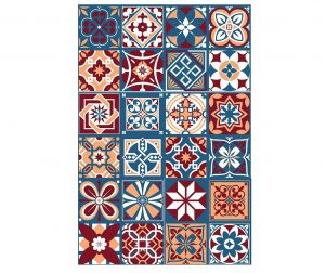 Tile Westminster 12 db Matrica
