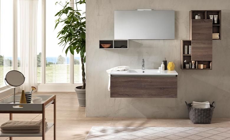 Fürdőszoba felújítása: A homokkő és kerámia csempék alternatívái