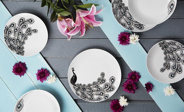 Az ebédlő berendezése: stílusok és színek