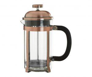 Allera Copper Dugattyús kávéfőző 600 ml