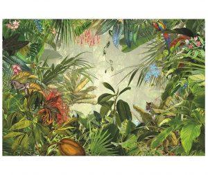 Into the Wild Tapéta 248x368 cm