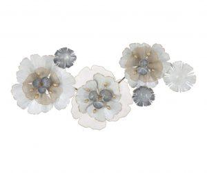 Flowery Fali dekoráció