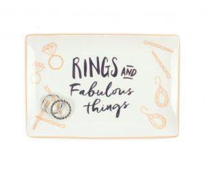 Rings and Fabulous Things Ékszertartó