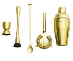 Las Vegas Gold Shaker készlet 500 ml