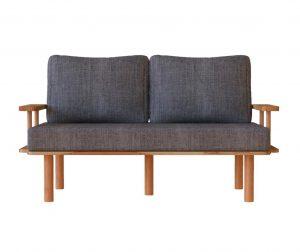 Alisun Grey Kétszemélyes kanapé