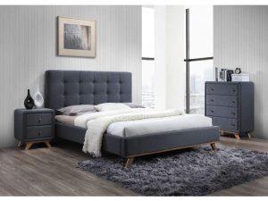 Lisa Grey Ágy 160x200 cm